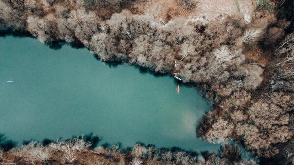 Mlýnice přehrada